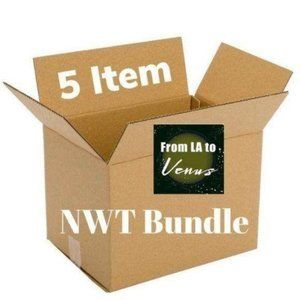 NWT Reseller Mystery Box 5 Items Surprise Clothing